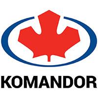 logo partnera Komandor